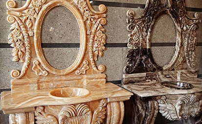 Stone washstand for sale